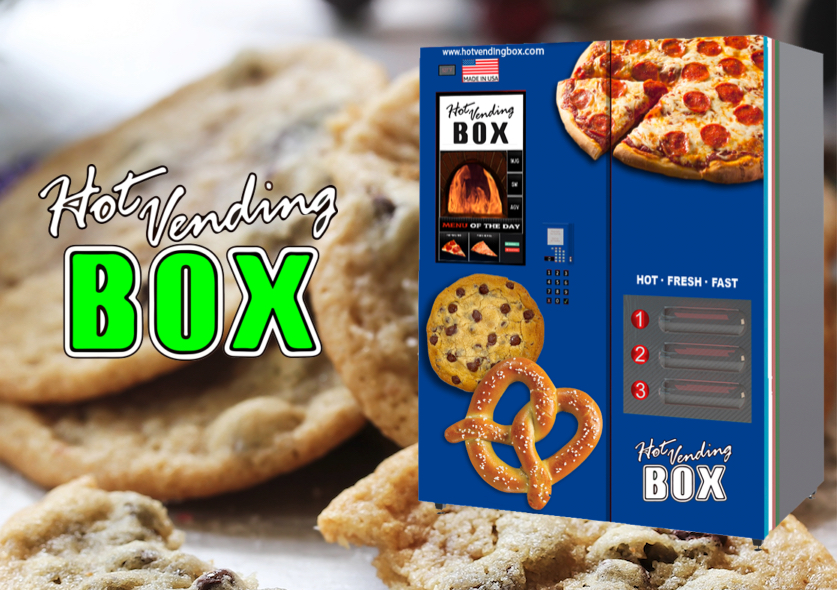 cookie vending machine