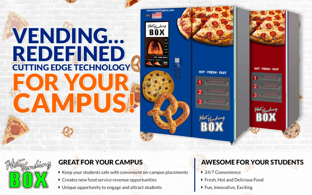 News | Pizza Vending Machine - Hot Vending Box